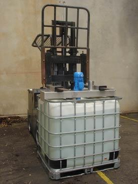Fluid Solutions Aust Pty Ltd Products Tote Tank